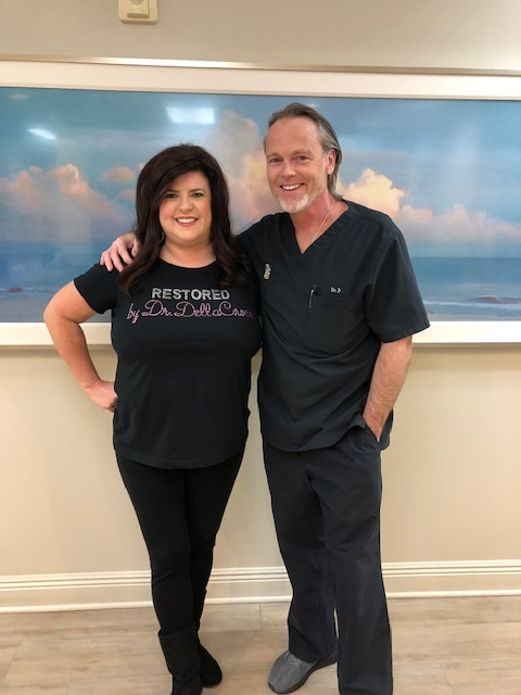 Dr DellaCroce- My plastic surgeon who made me whole.