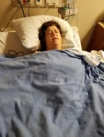 Right out of surgery